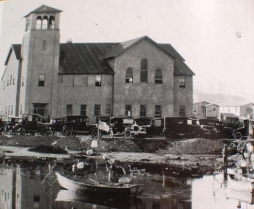 El Estero Church old